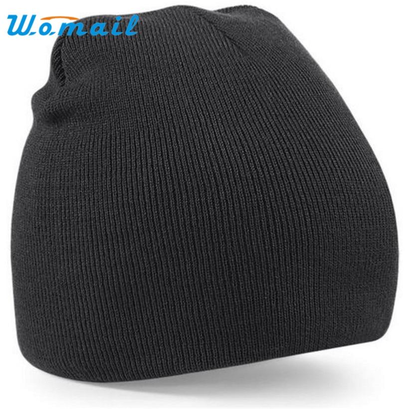 Hot Womail Mens Skullies Beanies Warm Winter Slouchy Baggy Cap Hip-hop Beanie Hats Men Wooly Spring Autumn Drop Shipping S29Îäåæäà è àêñåññóàðû<br><br><br>Aliexpress