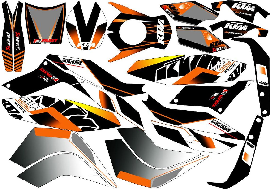 Buy ktm duke 200 stickers and get free shipping on aliexpress com