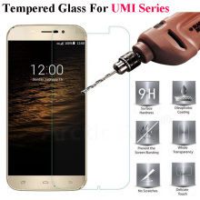Tempered Glass For UMI London Rome X Hammer Super For UMI Plus Max Diamond X Touch Iron Screen Protector Phone Cases Cover Film