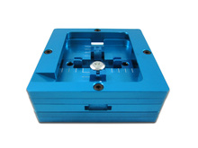 80MM dual frame blue bga reballing station, plant tables for bga reballing(China)