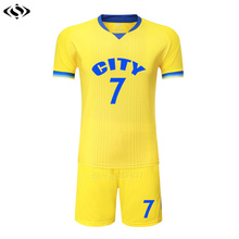 High quality adult football uniforms soccer uniforms sets for men soccer jerseys 2017 2018 customized college football jerseys