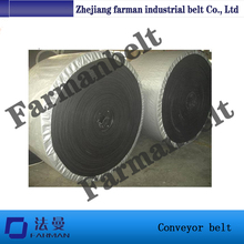 China Supplier high quality rubber conveyor belt price manufacturer