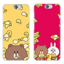 Phone Case For HTC One A9 Cartoon hard cases One E9 M8 M9 cover HTC Desire 816/825/826 mobile phone bag brand HTC U11 shell