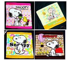 New Cute Snoopie Cartoon Dogs Hand Towel Baby Kids Small Face Towel Washcloth Christmas Halloween Gifts Washcloth 34*34CM