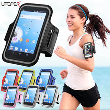 Sport Armband Bag Case For Sony Xperia Z1/Z4/Z5 MINI/M2/ M4/Z L36H/M35H/E4G Waterproof Jogging Arm Band Mobile Phone Belt Cover