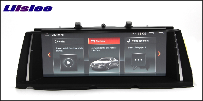 For BMW 7 F01 F02 F03 F04 2008~2012 LiisLee Multimedia GPS Audio Hi-Fi Radio Stereo Original Style For CIC System Navigation 33
