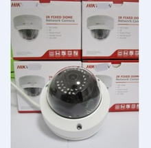 Hikvision English Version 4mp IP Camera DS-2CD2142FWD-I 4.0 megapixel Mini Dome Camera replace ds-2cd2145f-i webcam cctv camera(China)
