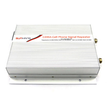 3W(40dBm)Power 85dB Gain CDMA 850MHz Repeater,Cell Phone Signal Booster Amplifier 5000 square meters (50000 sq ft.)coverage area