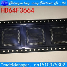 1pcs/lot HD64F3664 HD64F3664H HD64F3664HV QFP 64F3664 Can buy directly
