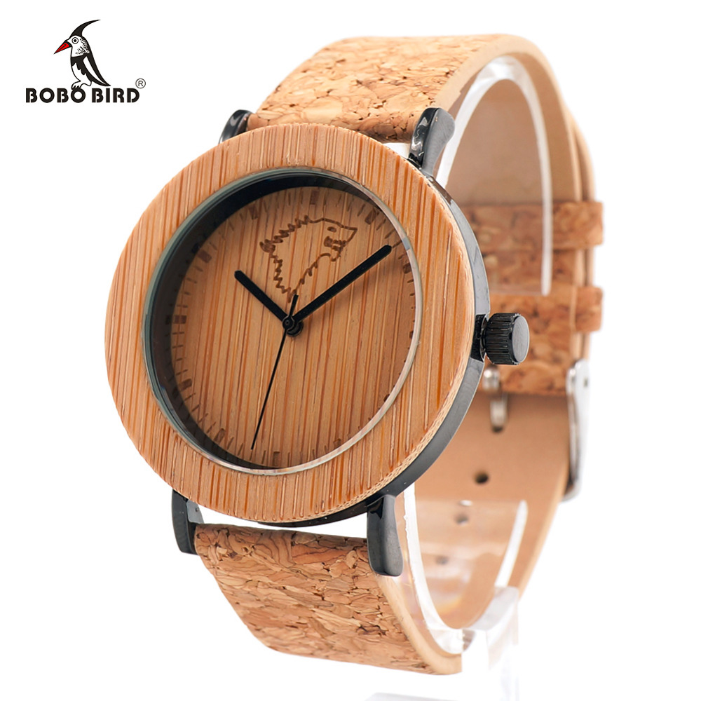 BOBO BIRD Wood 40mm Women Watches Top Brand Luxury Watches Real Leather Band Wooden Wristwatches Vintage Relogio Masculino K16<br><br>Aliexpress
