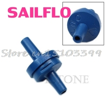 10x Small Check Valve For Air Tube 4MM Pump Fish Tank+ #G205M# Best Quality