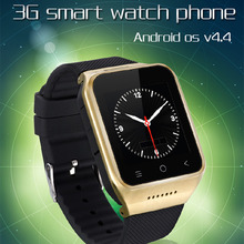 Wrist 3G WCDMA watch Android Smart watch S8 support TD Screen 5M HD Camera TF 32G speaker SIM MAP GPS receive call music 3G(China)