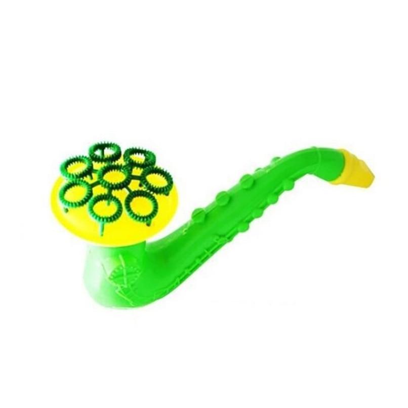 Random Color Water Blowing Toys Bubble Soap Bubble Blower Outdoor Kids Toys Parent-child Exchange interactive toy wholesale JE06 (3)
