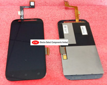 LCD Display + Touch Digitizer Screen glass  FOR 4.3 inch HTC Desire sv  T326e   Free shipping