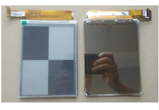100% New ED060XC5 (LF) E-ink screen original  for Gmini MagicBook R6HD readers Display free shipping<br>