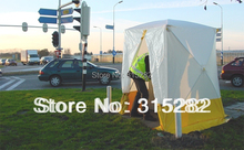 Outdoor construction tent outside  Civil engineering tents Emergency Tents