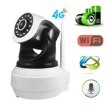 1080P HD Wireless 3G 4G SIM Card Camera 2.0MP IP WiFi Camera Bulit in Battery P2P Network Video Home Security Baby Monitor