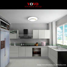 2016 hot sale knock down imported kitchen cabinets from china(China)