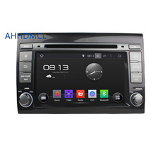 Car Audio Radio CD DVD Android 5.1.1 GPS AUX IN DVR WiFi BT For Fiat Bravo 2007 2008 2009 2010 2011 2012(China)