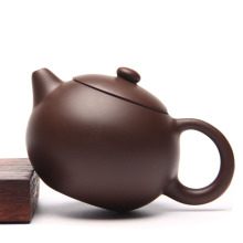 Handmade China Tea Set Yixing Zisha Teapot Xi Shi Teapot Folk Artist Purple Mud Kung Fu Tea Pot 200Ml Purple Clay Gongfu Teapot