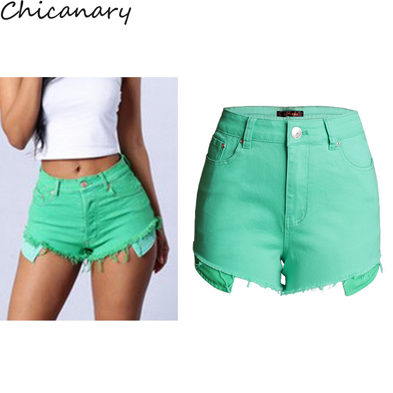 High Quality Colorful Jean Shorts Promotion-Shop for High Quality ...