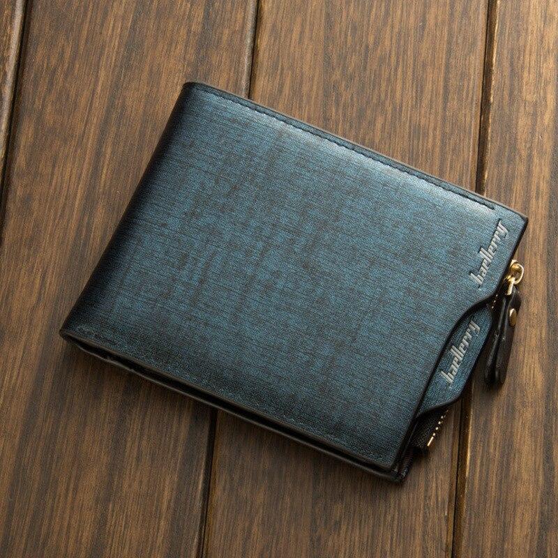 Kuldne või sinine rahakott