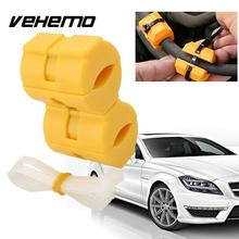 Vehemo New Universal Magnetic Gas Fuel Power Saver For Car Reduce Emission Saver Car Economizer Protect Engine