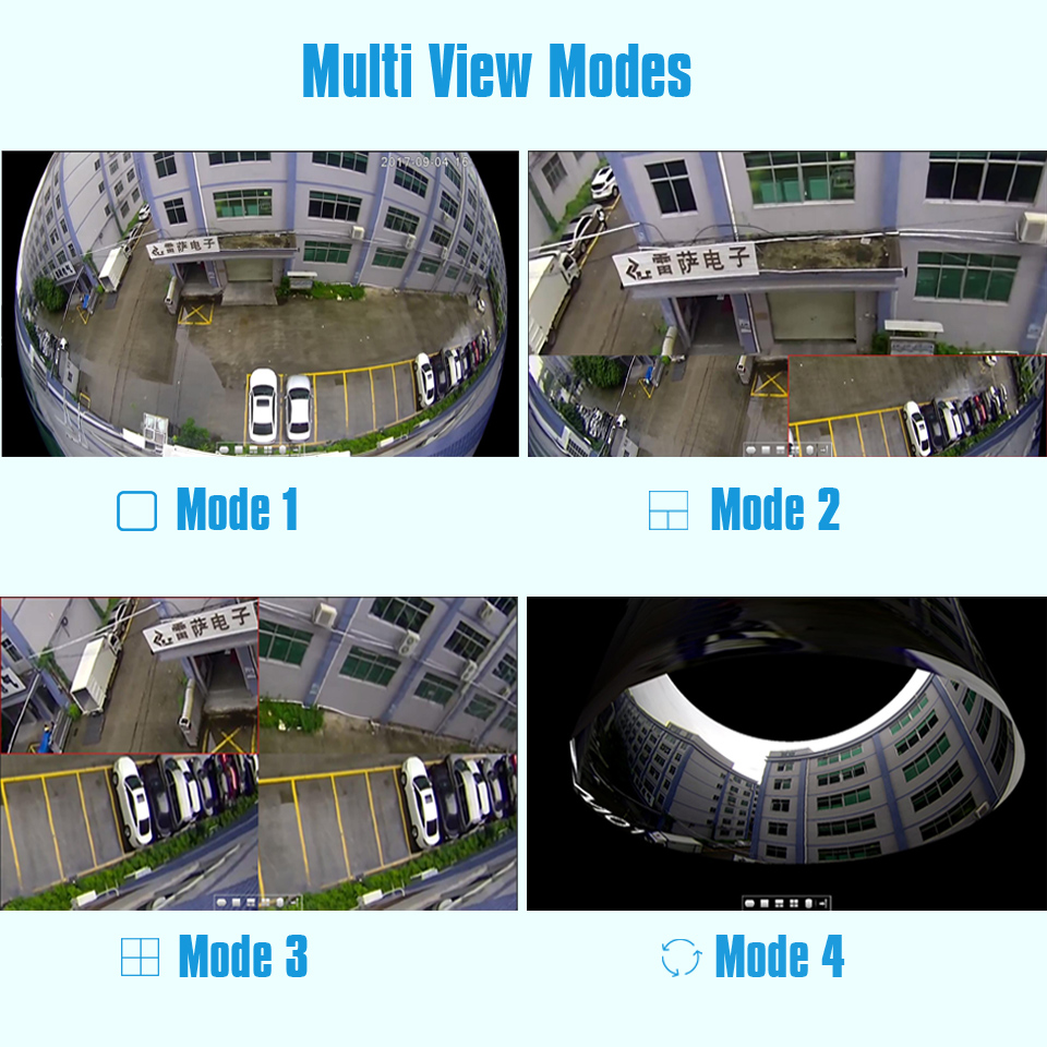 Multi-View-Modes---