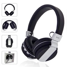 Subwoofer Stereo Headphone Bluetooth V4.0 Support TF Card FM Radio Plug Wire Built-in Rechargeable Lithium Battery With Mic