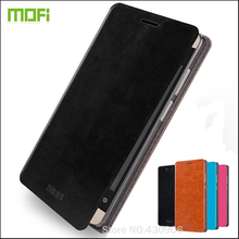 Original Mofi For Meizu Meilan U10 Case Hight Quality Luxury Flip Leather Stand Case Book Style Cover For Meizu Meilan U10(China)