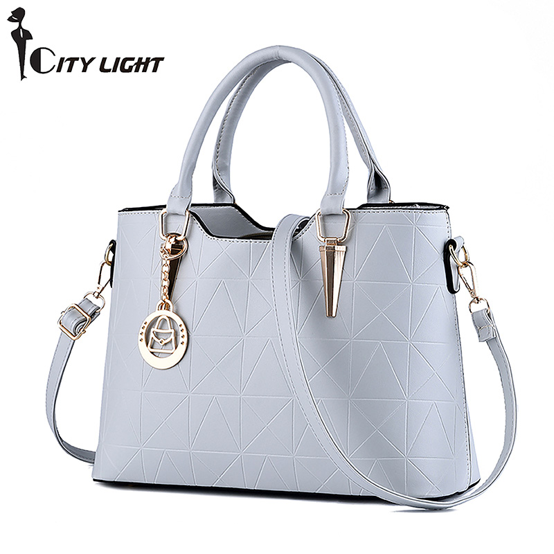 Brand Fashion Fur Women Bag Handbags Women Famous Designer Women Leather Handbags Luxury Ladies Hand Bags Shoulder Sac<br>