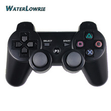 Waterlowrie SIXAXIS Wireless Bluetooth Gamepad For SONY PS3 Playstation 3 Game Controller For Android Phone Controle Joystick(China)