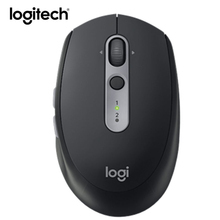 Logitech M590 Wireless Mouse ,Unifying Bluetooth Dual mode Computer Laptop Flow Mouse ,2.4G Wirelss Mini Mute Silent mice