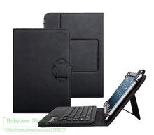 Removable Wireless Bluetooth Keyboard PU Leather Case Stand For ASUS Transformer Eee Pad TF101 TF201 TF300 TF300T TF300TG 10.1""