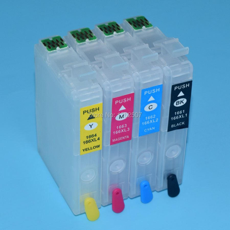 Refill ink cartridges For Epson PX-105 PX-505 PX-535F PX-045A PX-405A PX-435A printer ink cartridges<br><br>Aliexpress