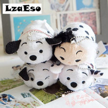 New Arrival 101 Dalmatians Tsum Tsum Mini Plush Dolls & Stuffed Toys Rolly Patch Lucky Cruella de Vil