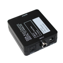 D2a audio converter digital to analog , D2A Optical Coaxial Toslink Digital to Analog RCA L/R Audio Converter