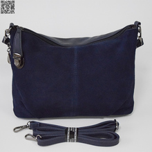 POSSESS brand woman flap bag geniune suede pu high quality