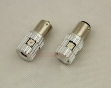 Free Shipping 2Pcs/Lot car-styling Superbright 15W 12v Car Led Parking Light Bulb For Bmw E39 528 540 1997-2000