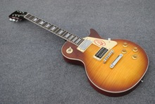 2016 new + factory + Honeyburst Chibson custom 1959 electric guitar Jimmy Page LP guitar JP #2 custom shop electric guitar