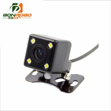 Car Rear View Parking Camera With HD Night Led Lights For DVD Back up Camera With Parking Line