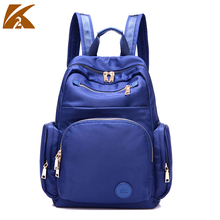 ladies daypack nylon mochila waterproof backpack women laptop backbag woman rucksacks for school bags girls notebook travel bag