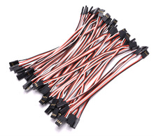 150mm 15cm JR male to male servo extension lead cord plug servo extension cable for RC helicopter quadcopter