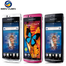Original Unlocked Sony Ericsson Xperia Arc S LT18i Mobile Phone 3G WIFI  GPS 8MP Camera lt18 cell phone
