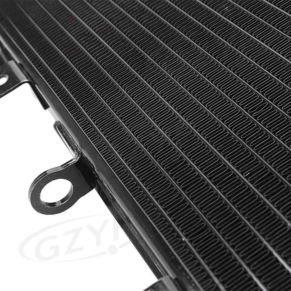 For Kawasaki Z1000 2003 2004 2005 2006 Cooling Radiator Fan Aluminum