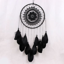 New Fashion Jewelry Hot indian Dreamcatcher Wind Chimes Indian Style Feather Pendant Dream Catcher Home Decoration Gift