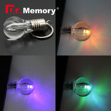 2016 Bulb shape usb flash drive Creative  pen drive 8GB 16GB 32GB USB Memory Stick Thumb pendrive hot sell U disk  64gb USB key