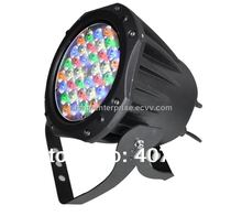 HOT SALE Factory Price High Power IP65 Waterproof 36*1W RGB LED Par Can,Outdoor Stage Par Light Stage Light