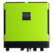 5500W Solar Inverter 5.5KW Grid-tied Inverter 48V to 220V 6500W MPPT Inverters Pure Sine Wave Hybrid Inverter 60A AC Charger