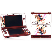Beautiful Lady Vinyl Cover Decal Skin Sticker for Nintendo New 3DS XL & New 3DS LL Console Skins